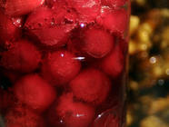 Pickled Spiced Cranberries